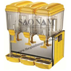 Máy Làm Lạnh Nước Trái Cây Sacona 3 Ngăn